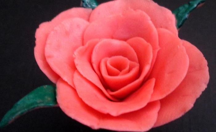 Bunga Mawar Dari Sabun Batangan