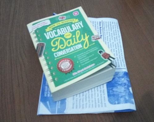 Buku Saku Bahasa Inggris