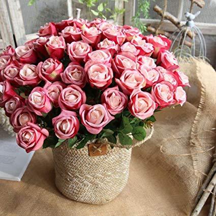 Bunga Dari Kain Flanel Via Amazon.com