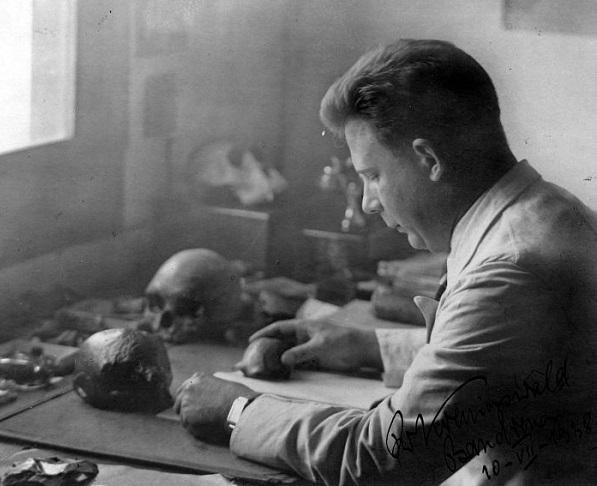 G.H.R. Von Koenigswald