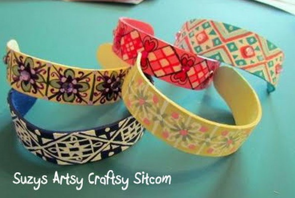 Gelang Bracelet Dari Stik Es Krim