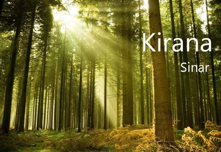 Kirana Artinya Sinar