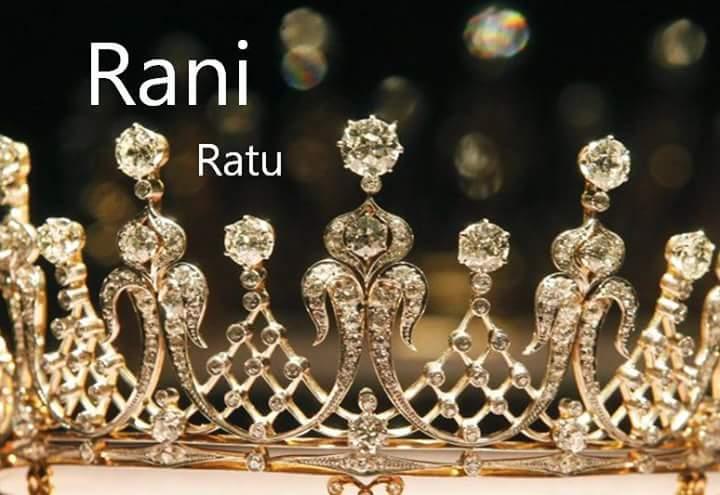 Rani Artinya Ratu