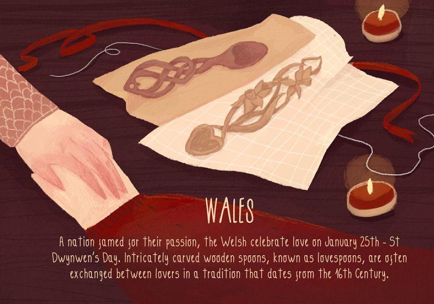 Saint Dwynwen Di Inggris Via Youthmanual.com
