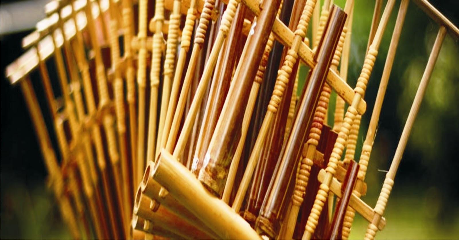Angklung Bambu