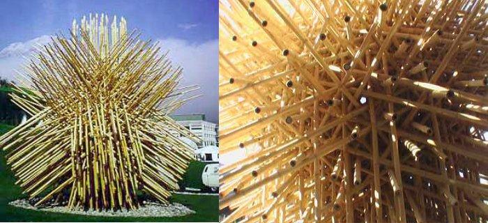 Bintang Dari Bambu Via Www.starcage.org