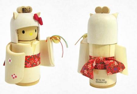 Boneka Bambu Dari Jepang