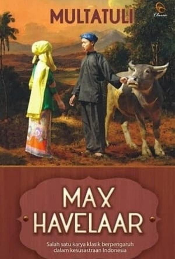 Buku Max Havelaar Karya Multatuli