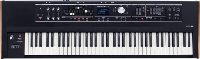 Alat Musik Modern Organ Piano Roland