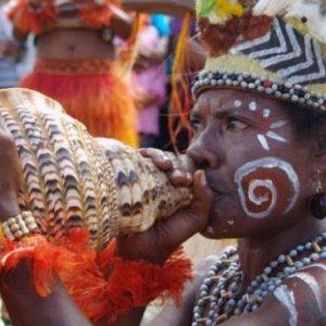 7 Alat Musik Tradisional Dari Papua Barat Dengan Gambar dan Penjelasan