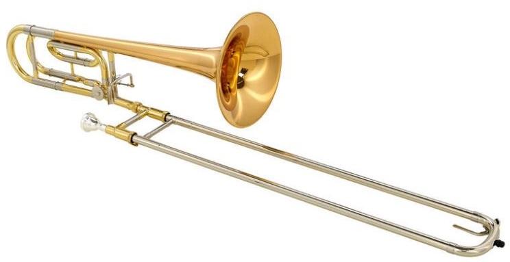Alat Musik Trombone