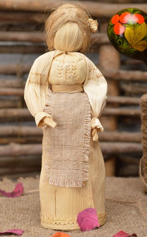 Boneka Kulit Jagung