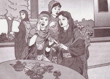 Ilustrasi Kisah Nabi Yusuf Dan Zulaikha