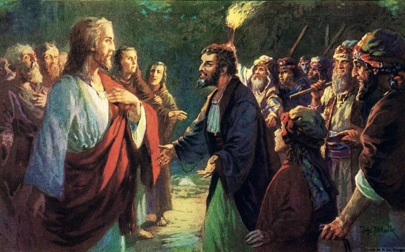 Ilustrasi Nabi Isa Dan Pengikutnya
