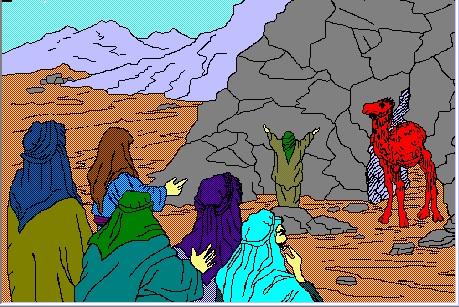 Kisah Nabi Saleh