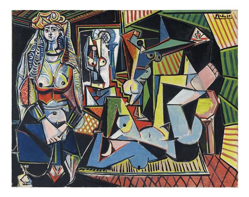 Lukisan Karya Pablo Picasso