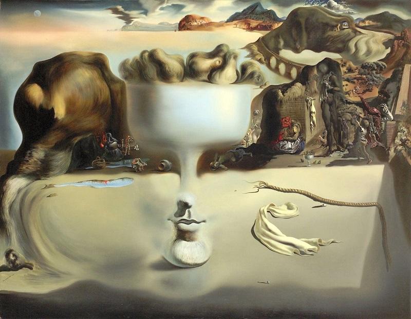 Lukisan Karya Salvador Dali