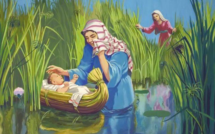 Nabi Musa Dihanyutkan Di Sungai