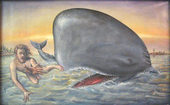 Nabis Yunus Keluar Dari Perut Ikan Dalam Kisah Nabi Yunus