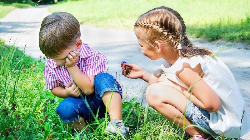 Anak Memiliki Empati Yang Tinggi