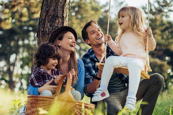Hubungan Orang Tua Dan Anak