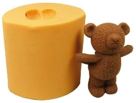 Teddy Bear Dari Sabun Dan Cetakannya