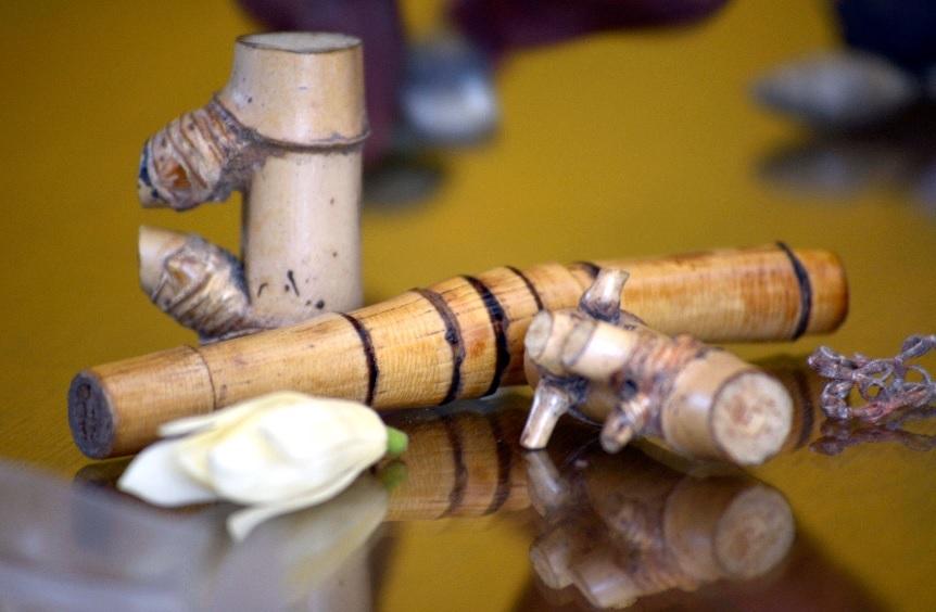 Bambu Petuk Atau Pring Petuk