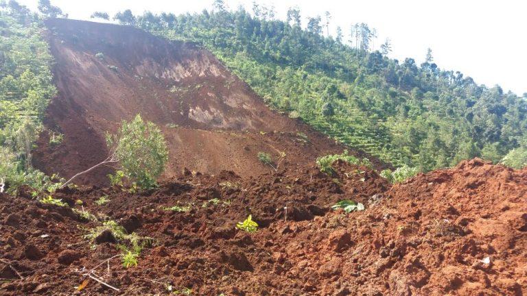 Contoh Mass Wasting Adalah Tanah Longsor Di Ponorogo Pada April 2017