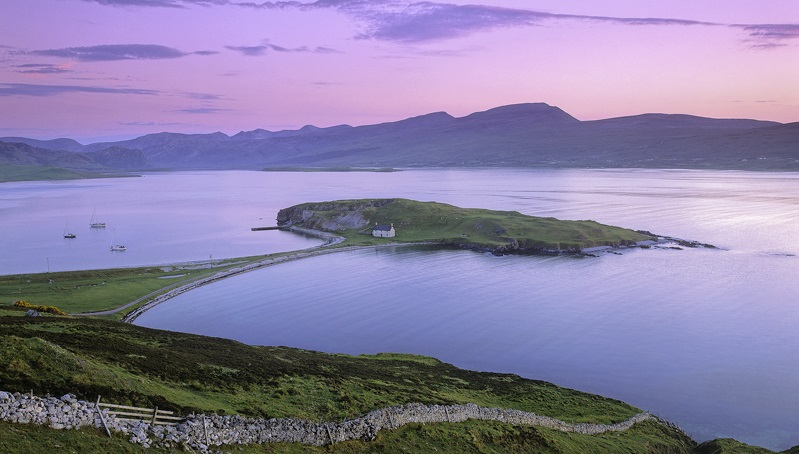 Contoh Tombolo Purple Haze Tombolo Di Skotlandia